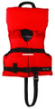 Onyx 103000-100-000-1 2 General - Purpose Vest Red/Black Infant Child - 103000-100-000-1