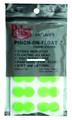 Palsa 30003-CH Pinch-On Float Char - 24Pk - 30003-CH