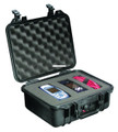 Pelican 1400-000-110 Case W/Fold - Down Black - 1400-000-110
