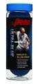 Penn 551791 Raquetball Ultra Blue 3 - Ball Can - 551791