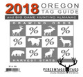 Percentage Tags OTG Percentage Tags - OTG 2017 Edition Book Oregon Tag - OTG