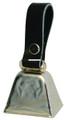 Pete Rickard DD683 Dog Bell Nickel - Plated - DD683