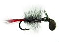 Pistol Pete 10007-2PK Trout/Panfish - Fly, Sz 10, Gray, 2/Pack - 10007-2PK