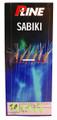 P-Line SMFS10 Sabiki Rig Hage - Aurora Fish Skin Mylar Sabiki Rig - SMFS10