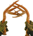 Primos 00710 Fighting Horns Deer - Rattling System High-Tech Polymer - 710