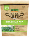 Primos 58580 Take Out Food Plot - Seed, Brassica Mix (Turnips, Canola - 58580