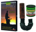 Primos 00747 Deer Calling Pack - Mastering The Art-Deer DVD Hardwood - 747