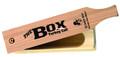 Quaker Boy 13603 The Box Turkey Box - Call, Poplar/Maple, Compact - 13603