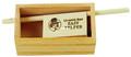 Quaker Boy 13604 Easy Yelper Push - Button Turkey Box/Friction Call - 13604