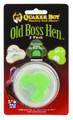 Quaker Boy 11308 Old Boss Hen - Turkey Mouth Calls 3 Pack - 11308