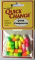 "Quick Change FMA18 Tutone Float - Asst 5/16"" 15Pk - FMA18"