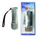 Radical Glow 60001 8 Bulb UV - Flashlight - 60001