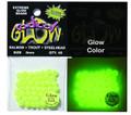 Radical Glow 50253 Beads 5mm Chart - Glow 48Pk - 50253
