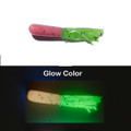 "Radical Glow 41518 Glow Tubes, 1 - 1/2"", Watermelon Glow, 5/Bag - 41518"