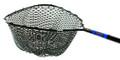 """Ranger 3600 Landing Net Rubber - Netting Tangless 45-65"""" Handle - 3600"""