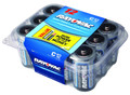 Rayovac 813-12PPK High Energy - Alkaline Batteries, D 12 Pack Pro - 813-12PPK