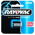Rayovac RLCR2-1 CR2 Lithium 3V - Camera Battery, 1-Pack - RLCR2-1