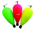 Redi-Rig P400N Release Floats In - Neon Green,Yellow & Red - P400N