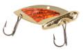 """Reef Runner 50203 Cicada Blade Lure - 2"""", 1/2oz, Gold/Orange - 50203"""