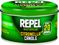 Repel HG-64090 Citronella Insect - Repellent Candle 10oz - HG-64090