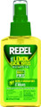 Repel HG-94109 Lemon Eucalyptus - Insect Repellent, 4oz Pump Spray - HG-94109