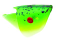 Rhys Davis RD-ASGLSPLGR-UR Anchovy - Special Glow Splatter Green - RD-ASGLSPLGR-UR