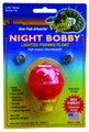 "Rieadco 158R Night-Lighted Bobber - 1-5/8"" Round Red W/Rattle Action - 158R"