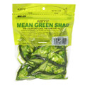 Rusty's 33100 Mean Green Shad, 4oz - Green - 33100