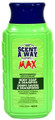 Scent-A-Way 07755 Max Body Soap & - Shampoo 12oz - 7755