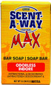 Scent-A-Way 07757 Max Bar Soap 3.5oz - 7757