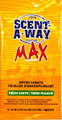 Scent-A-Way 07708 Max Fresh Earth - Dryer Sheets15Pk - 7708