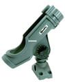 Scotty 0230-GR Powerlock Rod Holder - Grey w/241 Side/Deck Mount - 0230-GR