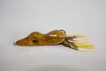 Scum Frog BR-505 Bassrat Topwater - Frog, 5/16 oz, Pumpkin Seed - BR-505