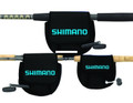 Shimano ANSC830A Neoprene Spinning - Reel Cover Sm Black - ANSC830A