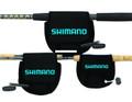 Shimano ANSC850A Neoprene Spinning - Reel Cover Lg Black - ANSC850A