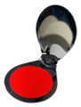 Shortbus Flashers BWS-FRED Bling - Wing - Small - Flourescent Red - BWS-FRED