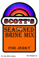 Sikes SBJ Jerky Mix Scotts Brine - SBJ