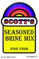 Sikes SF Fish Brine Scotts Brine - Mix Fish - SF
