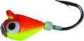 Skandia SKD-14-108 Diamond Eye - Tungsten Jig Sz14 Orange/Chartreuse - SKD-14-108
