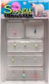 Skandia FKW-SKP-G 11 PC Tungsten - Kit | Glow Ast - FKW-SKP-G