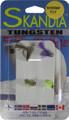 Skandia SKF124PK-AST Tungsten - Shrimp Fly Kit |4 PK AST - SKF124PK-AST