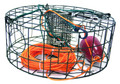 SMI 19091 Crab Trap Rnd 3-Gate 24x9 - Complete Ready To Fish - 19091