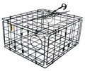 SMI 19019 Crab Trap Rect - Collapsible VC 4-Gate 24x21x12 - 19019