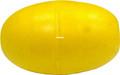 SMI 19362 Rope Float PVC - 3.9x2.5x0.47 Yellow - 19362