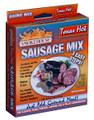 Smokehouse 9747-004-0000 Seasoning - Mix Texas Hot Sausage - 9747-004-0000