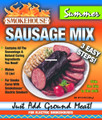 Smokehouse 9747-002-0000 Seasoning - Mix Summer Sausage - 9747-002-0000