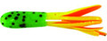"Southern Pro 1.5-10-RT02 Rainbow - Tube, 1 1/2"", Firetiger. 10/Pack - 1.5-10-RT02"