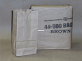 Spectrum 4 Brown Bag 5x3x9-3/ 500Pk - 4