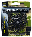 Spiderwire SCS10C-125 Stealth - Braided Line 10/2Lb/Dia 125Yds Camo - SCS10C-125