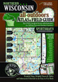 Sportsmans Connection 7101 All - Outdoors Atlas Northern Wisconsin - 7101